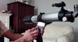 Meade 90mm StarNavigator Refractor DS2090AT-TC